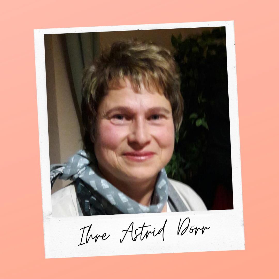Ihre Gesundheitspraktikerin & Tierkommunikatorin Astrid Dörr