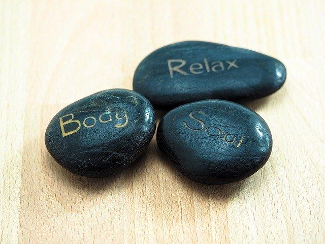 Ernährung, Bewegung, Entspannung