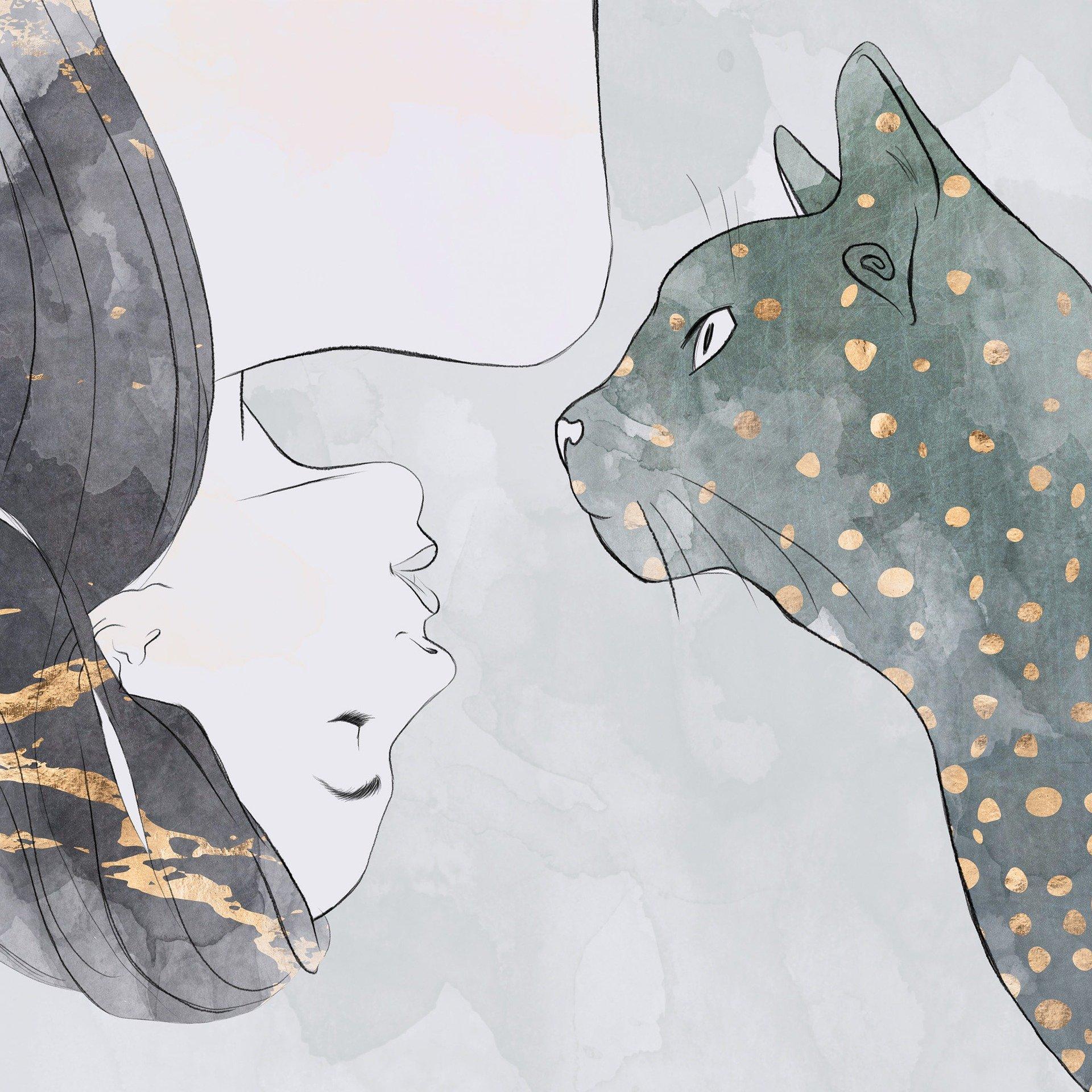 Tierkommunikation - Liebe ist Verstehen